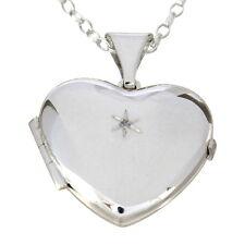 Gioielli di lusso in argento con cuore in argento