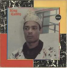 King Tubby A Salute To King Tubby vinyl LP album record Jamaican TRLP001