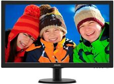 Philips 273V5LHSB 27 inch LED Monitor - Full HD 1080p, 5ms Response, HDMI