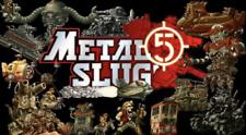 jeu Metal slug 5 MVS