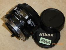 NIKON AF NIKKOR OBJEKTIV 50mm; 1:1.4; AiS, digital geeignet (EE68)
