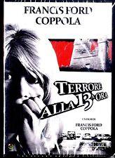 TERRORE ALLA 13° ORA di Francis Ford Coppola DVD NEW SEALED
