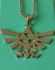THE LEGEND OF ZELDA NECKLACE LINK COSPLAY MINISH CAP OCARINAS TIME WII 2