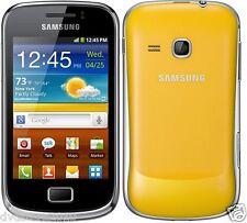 3 x Pellicola per Samsung Galaxy mini 2 S6500 Protettiva Pellicole display LCD
