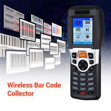Handheld Inventory Data Terminal Collector Wireless & Wired Barcode Scanner