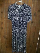 Express Compagnie Internationale Long Short Sleeve Dress 11/12  Lot 243