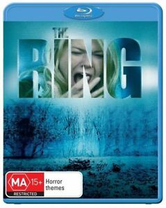 The Ring (Blu-ray, 2012), NEW SEALED AUSTRALIAN RELEASE