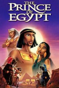 The Prince of Egypt - USED - G- R4