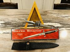 🔥⭐️⚡️⚔️🗡 Gil Hibben Original Silver Shadow UC441 🔥⭐️⚡️🗡⚔️