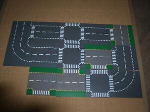 Lego Straßenplatten Sammlung