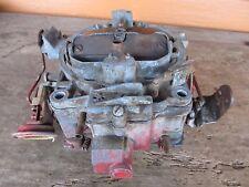 1970 GM Chevy Quadrajet 4 Barrel Carburetor 7040202 Camaro Corvette Avanti 350
