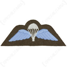 WW2 British Army Paratrooper Wings - Repro Badge Patch Insignia Soldier Para New