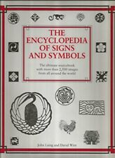 Encyclopaedia of Signs and Symbols Book The Cheap Fast Free Post