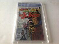 JOKER 8 CBCS 9.2 WHITE PGS SCARECROW COVER AND APPEARANCE DC COMICS LIKE CGC