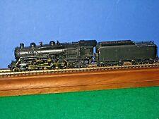 HO Diecast Varney 4-6-2 & Mantua tender- from kit. nicely built. not running sc