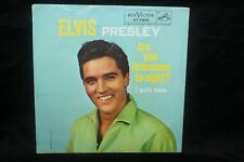 """Elvis 1960 """"Are You Lonesome Tonight/I Gotta Know"""" 45 rpm rec w/Pic Sleeve RCA"""