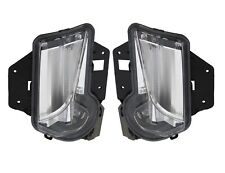 Left & Right Genuine Daytime Running Lamps Lights Pair Set for Cadillac XTS GM