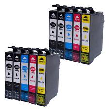 10x DRUCKER PATRONE für Epson XP-255 XP-257 XP352 XP452 XP455 XP-235 XP245 XP442
