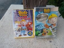 New Bob the Builder DVDs - Great Gift for Kids - Free Shipping