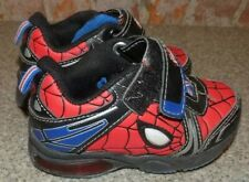 MARVEL SPIDERMAN SNEAKERS AND FLIP FLOPS SIZE 7-8