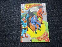 Superman #211 - 1968, VF, Curt Swan