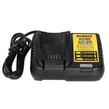 New Dewalt 12 Volt & 20 Volt Max Lithium Ion Battery Charger Model # DCB112