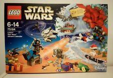 LEGO 75184 - CALENDRIER DE L'AVENT STAR WARS 2017 - BOITE NEUVE