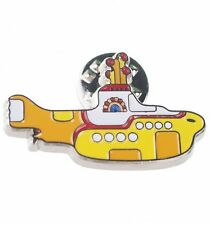 Official The Beatles Yellow Submarine Enamel Pin Badge