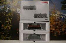 Märklin H0 37512 Elektrolok - Doppelset   Serie Ae 3/6 II    NEU/OVP  A41