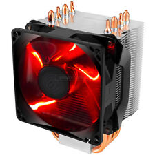 Cooler Master : Hyper H410R CPU Cooler 4 Direct Contact Heatpipes 92mm PWM Fan