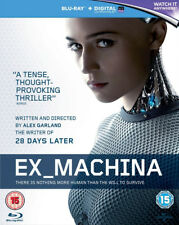 Ex Machina [Blu-ray] [2015] - DVD  5GVG The Cheap Fast Free Post