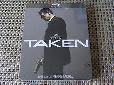 Blu Steel 4 U: Taken : French Release - English Sound Ltd Ed Steelbook : Sealed