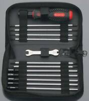 DuraTrax DTXR0410 19-in-1 Tool Set w/Pouch Set For Traxxas