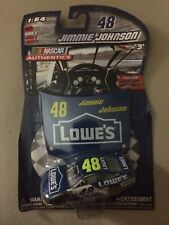 2017 WAVE 3 JIMMIE JOHNSON #48 LOWE'S 1:64 NASCAR AUTHENTICS