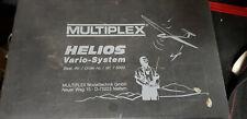 Multiplex Helios Vario System mit Anleitung