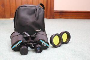 Tasco 16x50 fully coated binoculars.