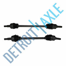 Complete Rear Driver and Passenger Side CV Axle Shaft - Made in USA