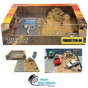American Diorama 1:64 Forgotten 66 Diorama - MiJo Exclusives