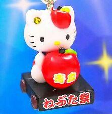 Hello Kitty X Aomori Apple Swarovski Elements Crystal Japan Charm