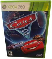 Disney Pixar Cars 2  Xbox 360 Game