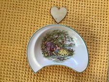 More details for vintage h j wood burslem kidney dish