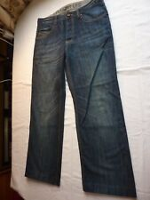 92938b58 RED HERRING SIZE 34S 34W 27L STRAIGHT LEG BUTTON FRONT JEANS