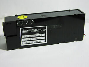 HeNe Gas Laser with HV Power Supply