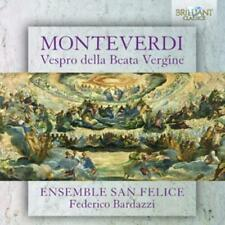 Ensemble San Felice-Vespro della Beata Vergine-CD