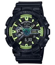 Casio G-Shock *?GA110LY-1A Anadigi Sporty Illumi Lime & Black Watch COD PayPal