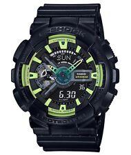 Casio G Shock *GA110LY-1A Anadigi Sporty Illumi Lime & Black Gshock COD PayPal