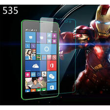 Tempered Glass Film Screen Protector Guard Cover for Nokia/Microsoft Lumia 535
