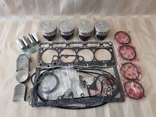 Kubota V1505 Overhaul Kit / Pistons, Rings, Bearings, Gasket Set