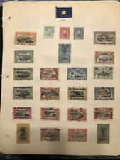 Valuable Belgian African Congo Collection On 6 Album Pages W/ Sets! Good Value!
