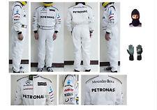 Mercedes Go-kart hobby race suit